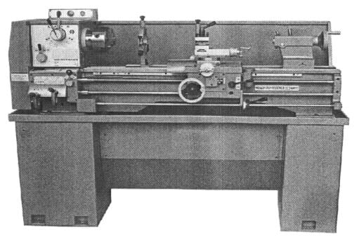 Metal Lathe 13 x40 Instruction Parts Manual JET Grizzly Enco – Jet Lathe Wiring-diagram