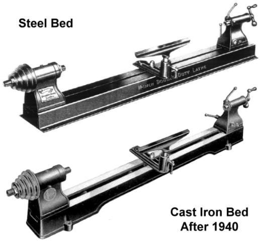 930 950 46-230 Delta Wood Lathe