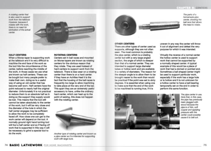 Basic Lathework for Home Machinists Book