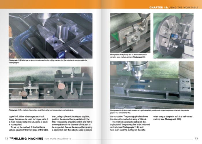 Milling for Home Machinists Book