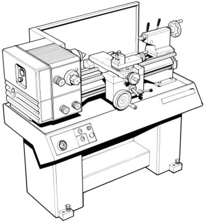 Clausing 11 Inch Metal Lathe Instructions Parts Manual
