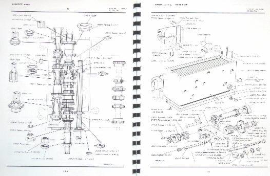 clausing lathe parts diagram