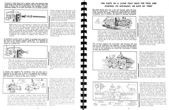 Metal with an Engine Lathe Manual