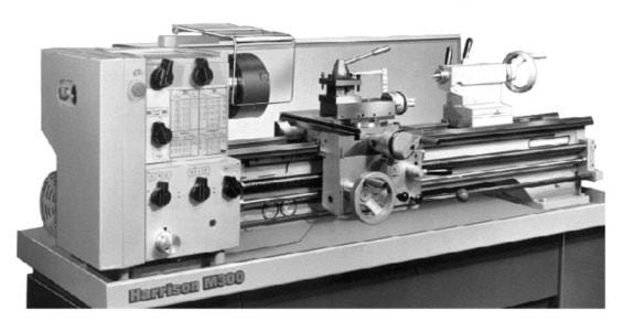harrison m300 metal lathe operator and parts manual Doall 13 Lathe Parts List