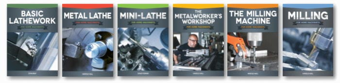 The Home Machinists Books