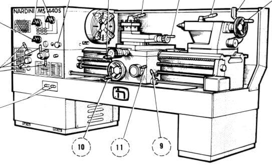 nardini lathe wiring diagrams leblond lathe wiring