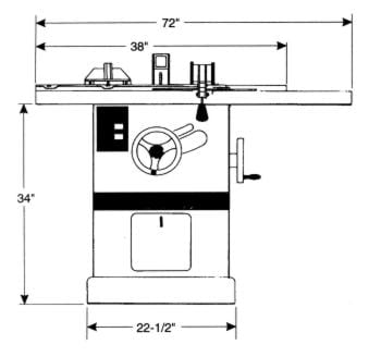 powermatic model 66 table saw instructions and parts manual ozark powermatic model 66 wiring diagram powermatic model 66 tilting arbor instruction and parts manual
