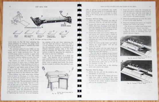 How To Do Sheet Metal Work Handbook Cutting Soldering