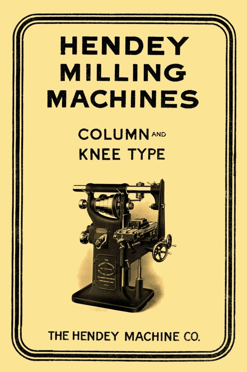 milling machine manual