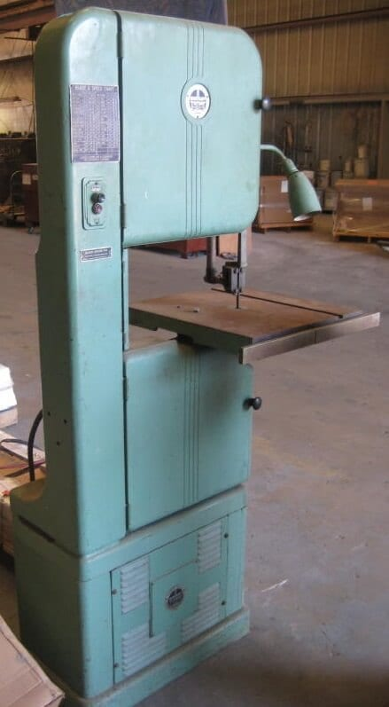 Machine idd walker turner 16 band saw model mcb1160 ozark tool machine idd walker turner 16 band saw model mcb1160 greentooth Image collections