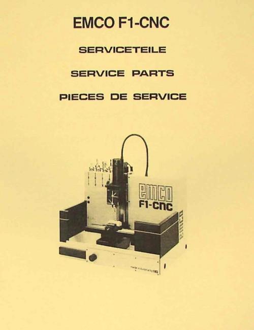 cnc milling machine manual
