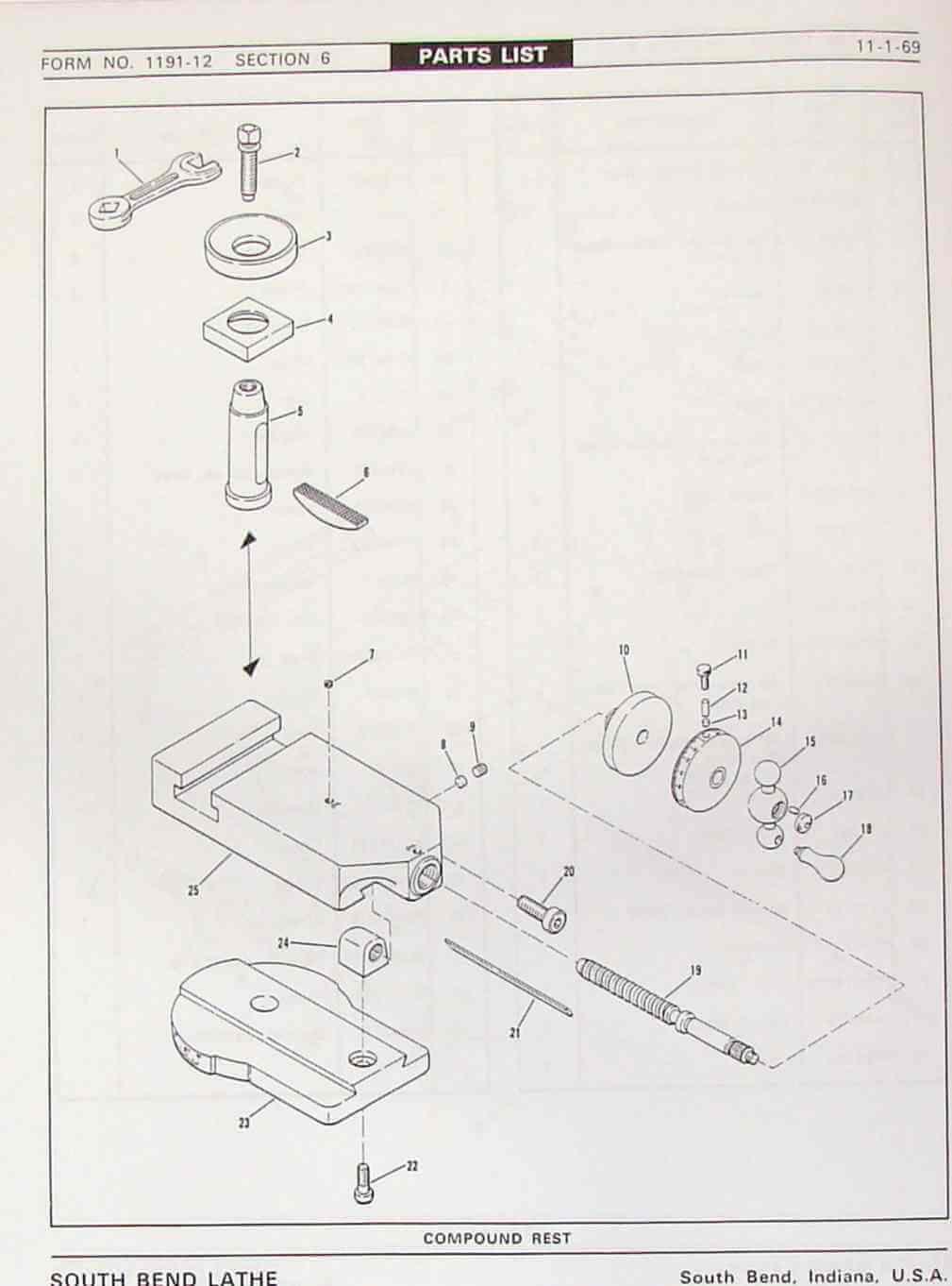 south bend model a lathe manual