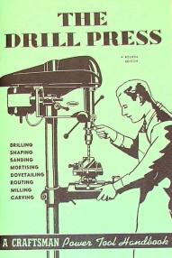 craftsman 17 drill press manual