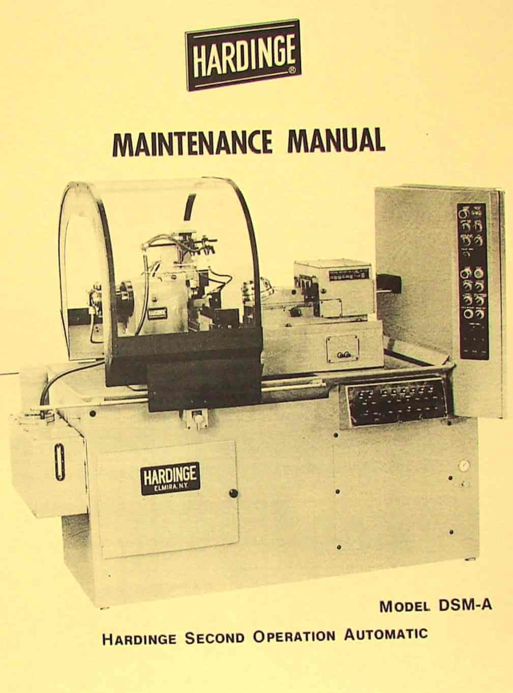 how to write a maintenance manual