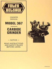 Belsaw 9103 Planer Molder Operator S Amp Parts Manual 306