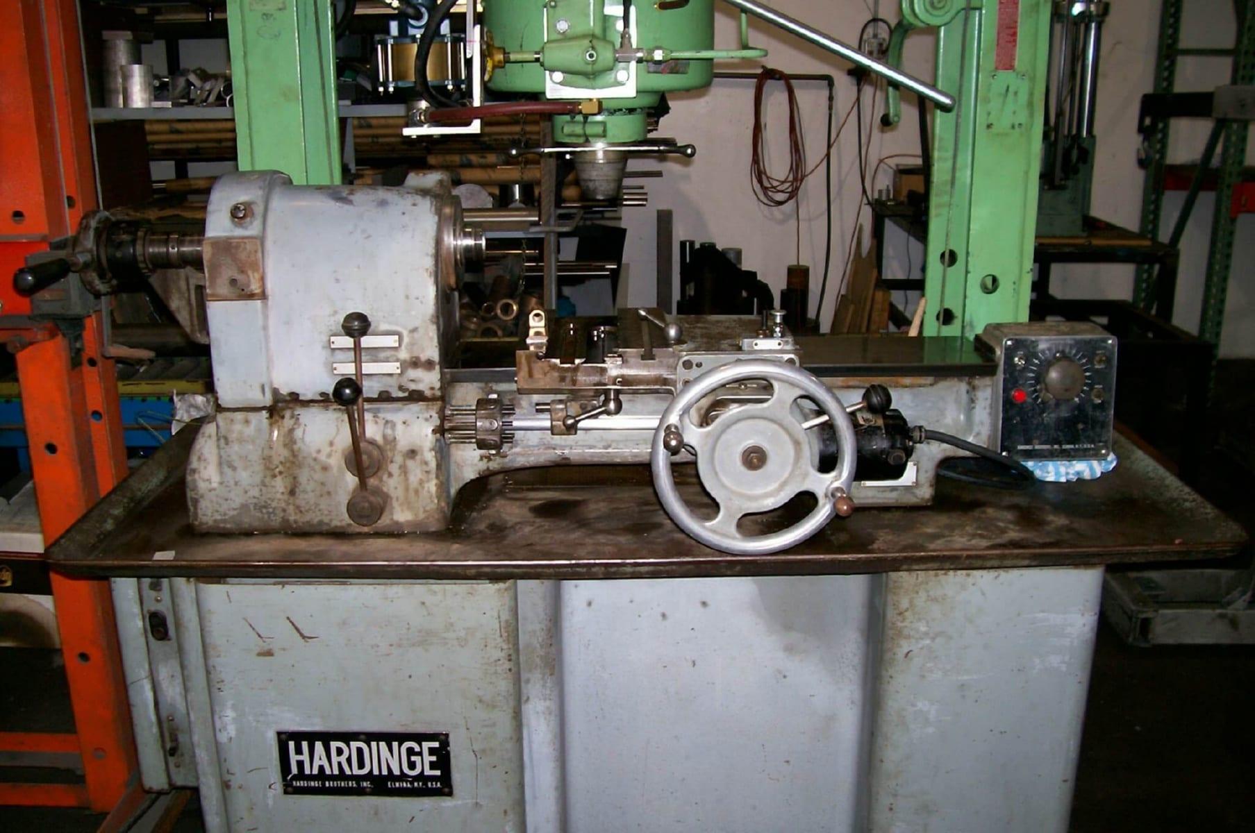 Machine ID'd: HARDINGE HC & HCT Chucker Metal Lathe Chucking ... on