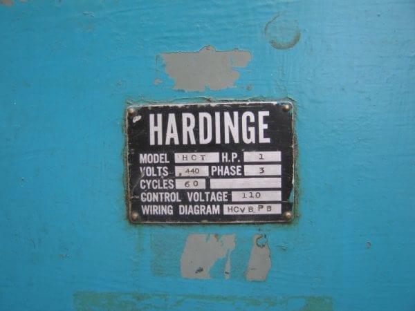 hardinge hct chucking lathe 02