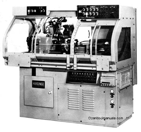 hardinge-ahc-automatic-chucking-machine