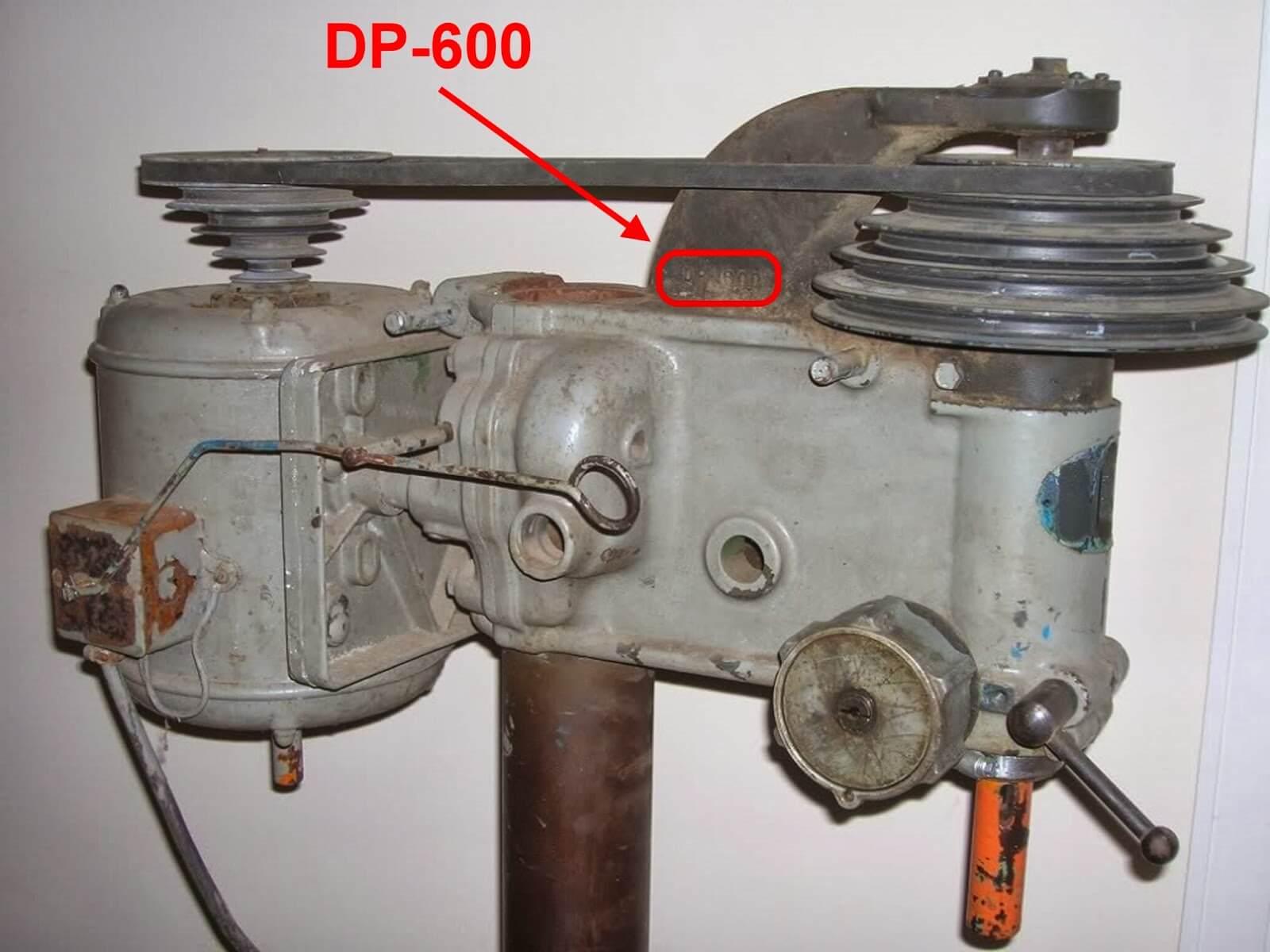 Johansson Drill Press Manual