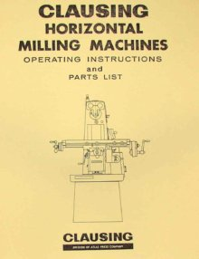 Johansson Drill Press Manual