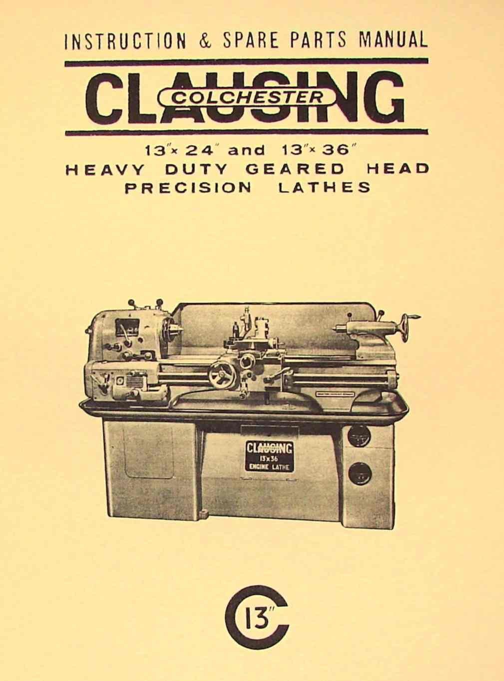 doall 13 lathe wiring schematic wiring diagram portal u2022 rh graphiko co Lathe Machine Parts Schematic Learning Labeled Diagram of a Lathe