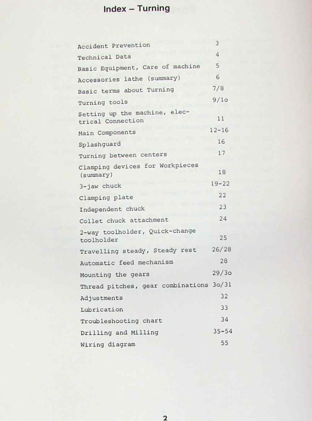 how to use a lathe pdf