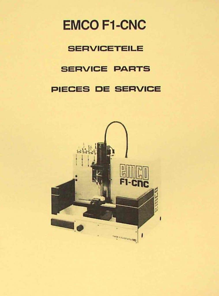 emco fb2 manual pdf