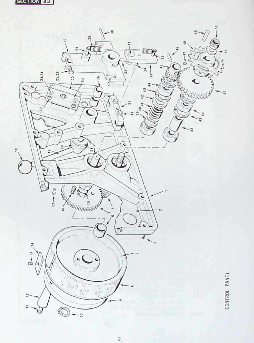 Monarch Hydraulic Pump Parts Diagram Share The Knownledge