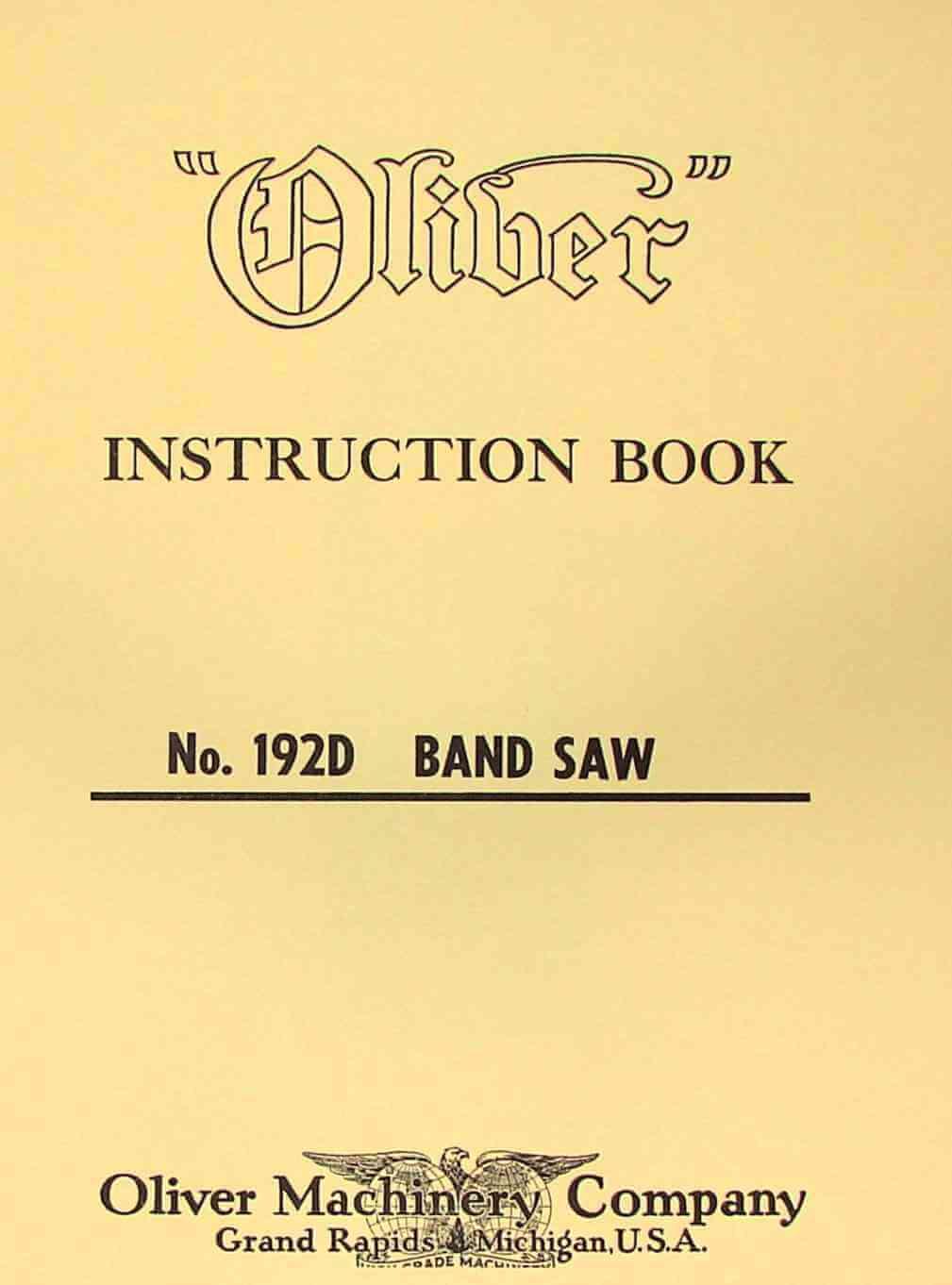 Oliver 192