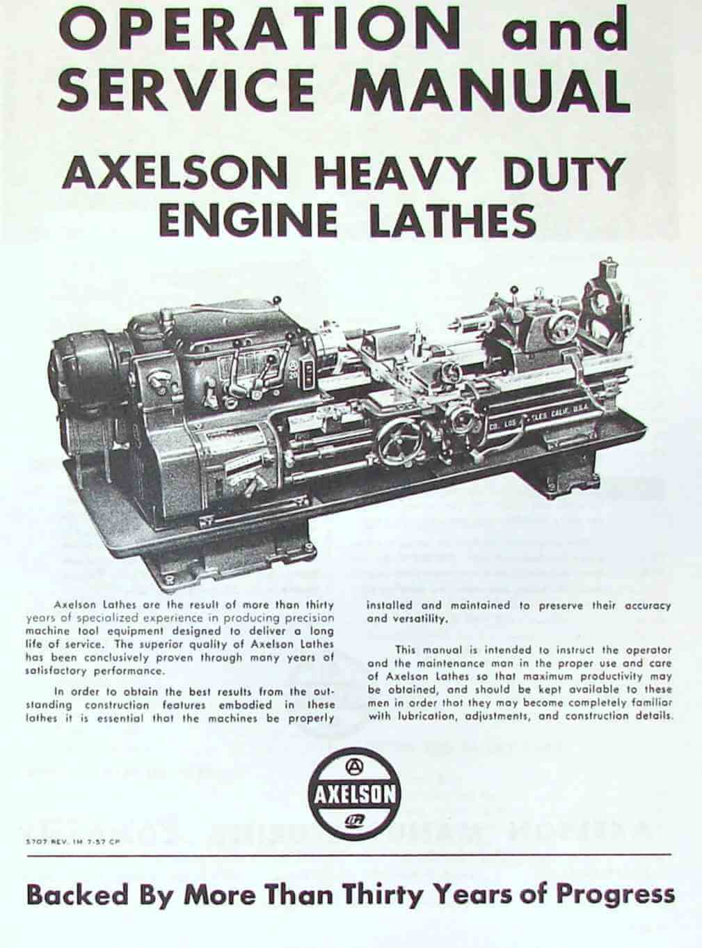 Axelson Lathe Wiring Diagram Schematic Diagrams South Bend House Symbols U2022 Machine For Electrical