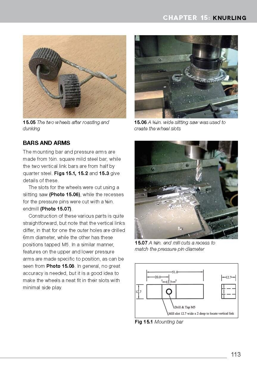 Mini-Lathe Tools and Projects for Home Machinists Simple, Practical Designs & Modifications to ...