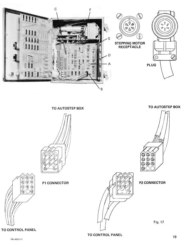 Harig 612  U0026 618 Autostep Iii Surface Grinder Instructions