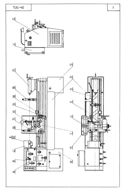 drill master wiring diagram tug 40 andrychow  polamco  toolmex  famot  afm metal lathe parts  tug 40 andrychow  polamco  toolmex